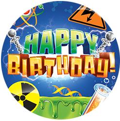 יום הולדת מדען