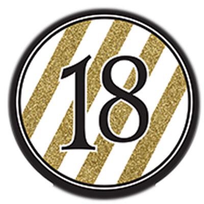 יום הולדת 18