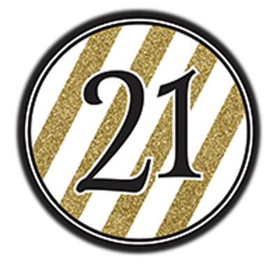 יום הולדת גיל 21