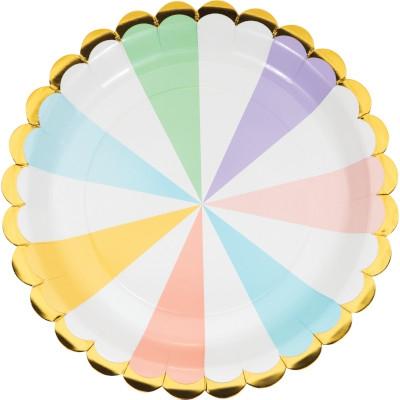 יום הולדת בצבעי פסטל