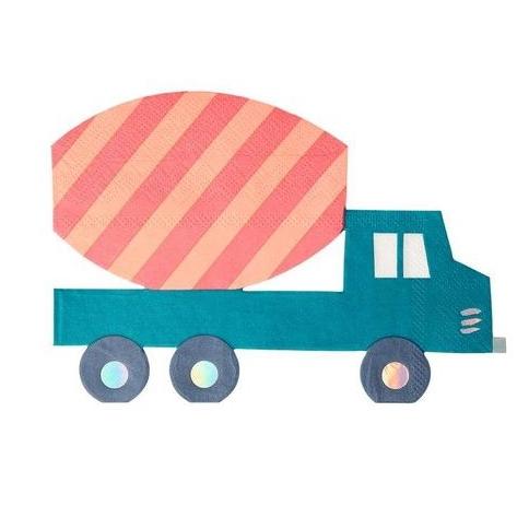 יום הולדת טרקטורים ומשאיות