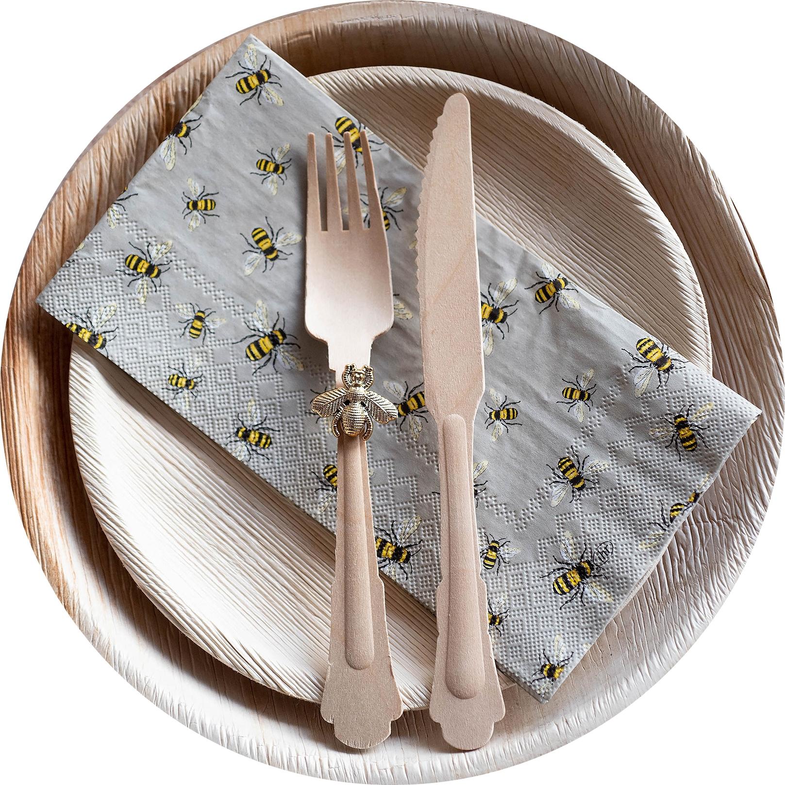 שולחן חג בעיצוב טבעי לראש השנה