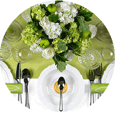 עיצוב שולחן חג ראש השנה