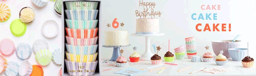 עוגות ואפיה