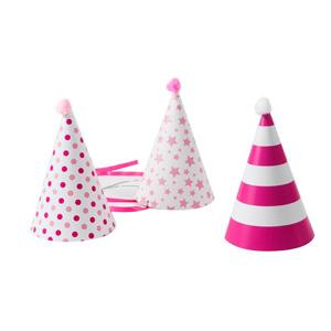 כובעי יום הולדת  וקשתות
