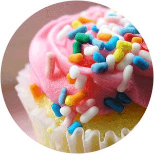 סוכריות לעוגה