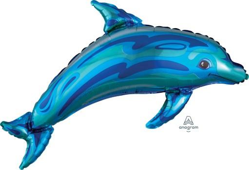 בלון דולפין