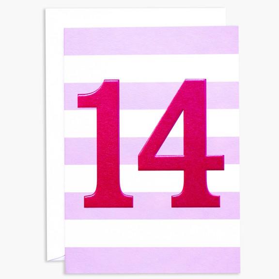 כרטיס ברכה ליום הולדת 14