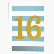 כרטיס ברכה ליום הולדת 16