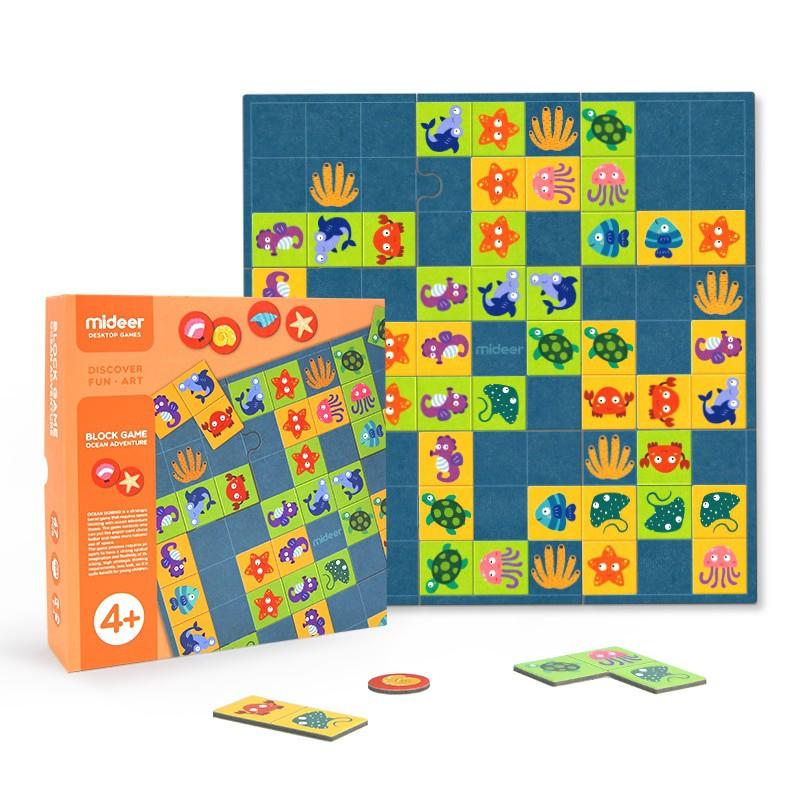 משחקי חשיבה, משחקים לילדים
