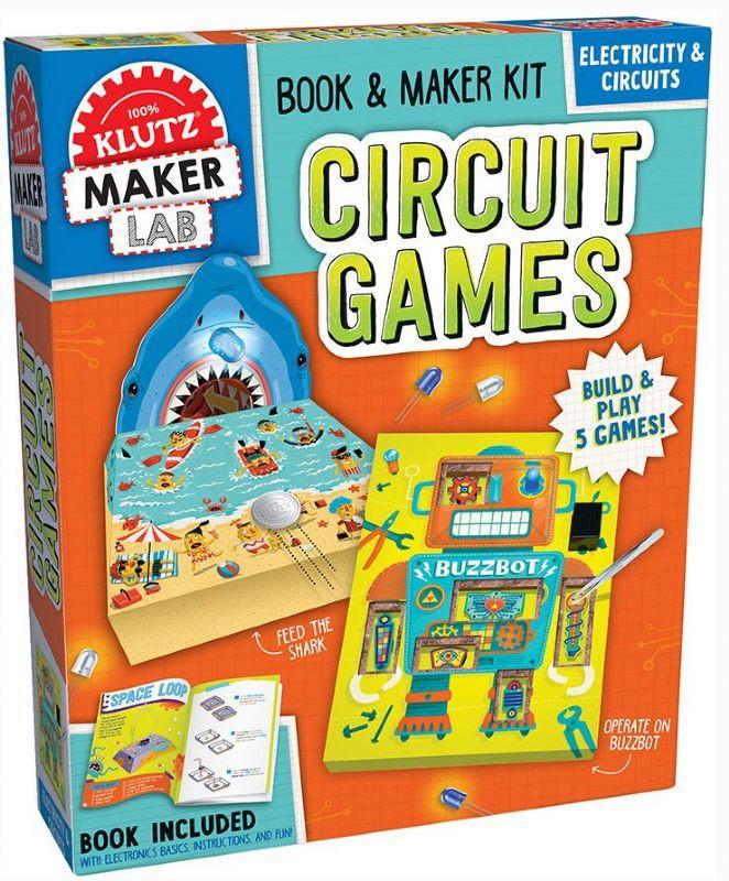 משחקים במעגל חשמלי