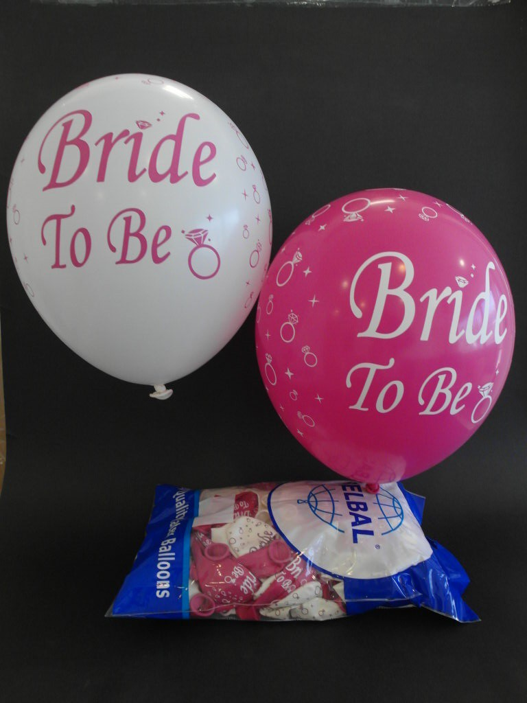 בלון גומי Bride To Be