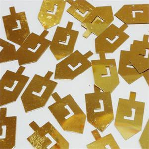 קונפטי סביבונים זהב