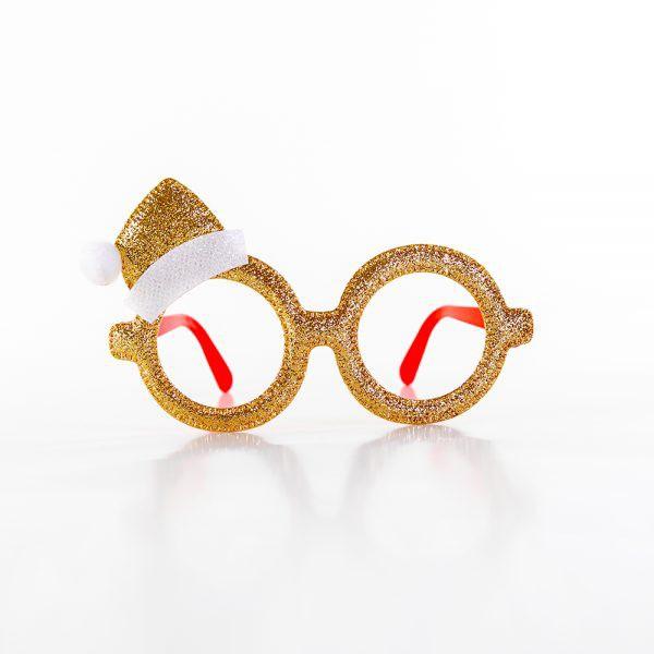 משקפיים חג המולד