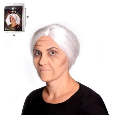 פאה שיער שיבה לבן