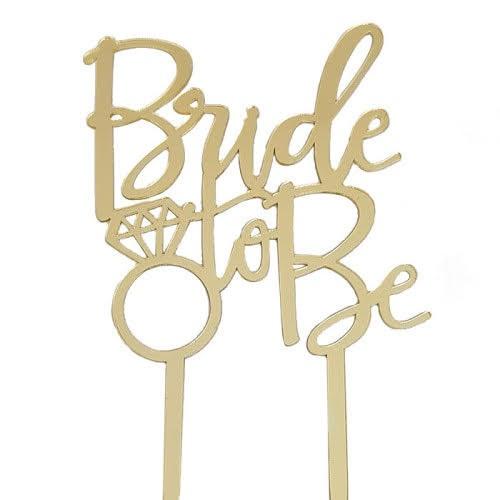 משקפיי שמש Bride בצבע זהב, כסף, מסיבת רווקות, חתונהף כלה, חתן, חתן וכלה, קשת Bride בזהב, קייק טופר Bride To Be, קייק טופק