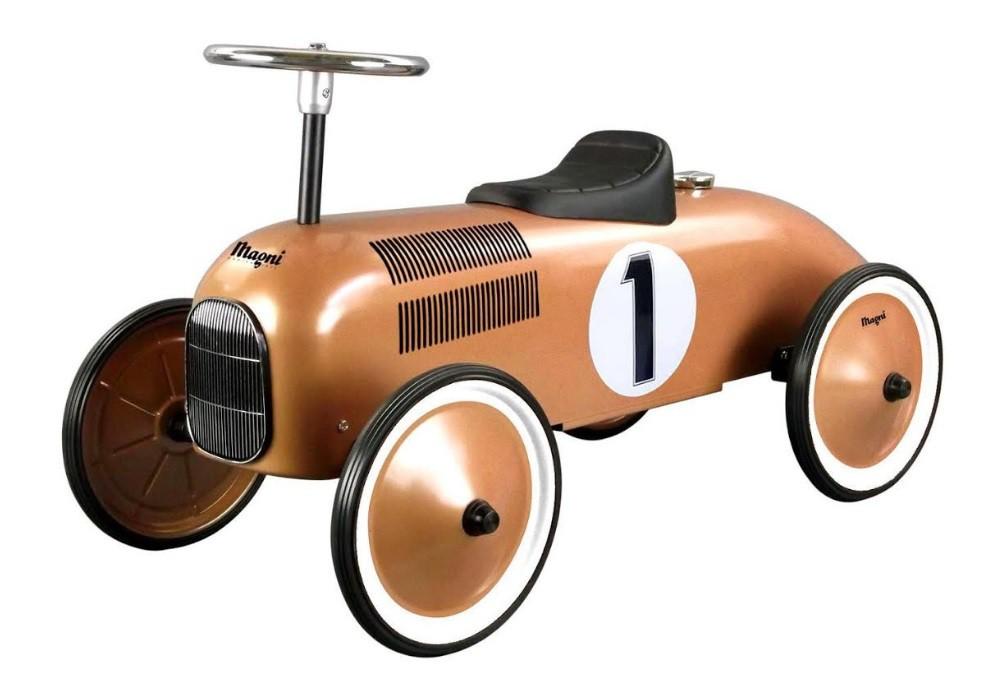 מכונית בימבה רטרו חום