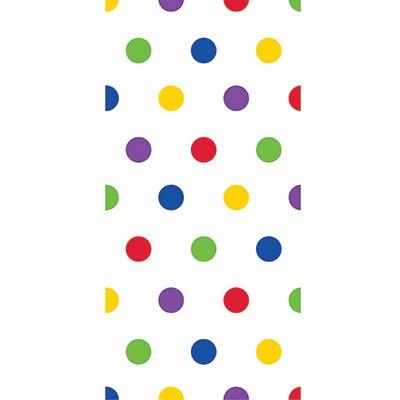 שקיות יום הולדת ניילון נקודות צבעוניות, שקית יום הולדת, שקיות ליום הולדת, שקית הפתעה, שקיות, נקודות, נקודות צבעוניות, יום הולדת, מתנה ליום הולדת