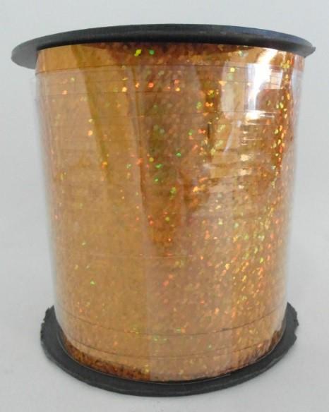 סרט בלונים זהב מטאלי
