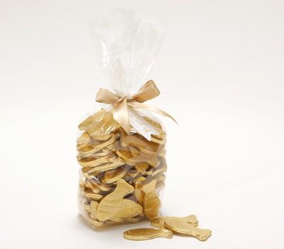 מארז דגי שוקולד זהב ראש השנה