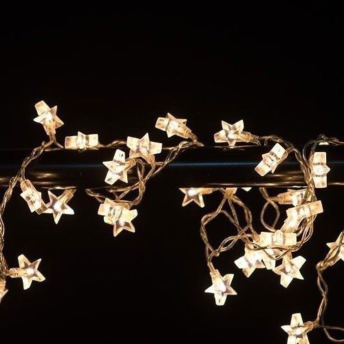 שרשרת אורות- כוכבים