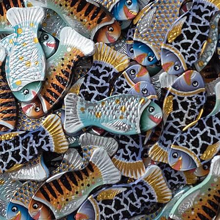 מארז דגי שוקולד