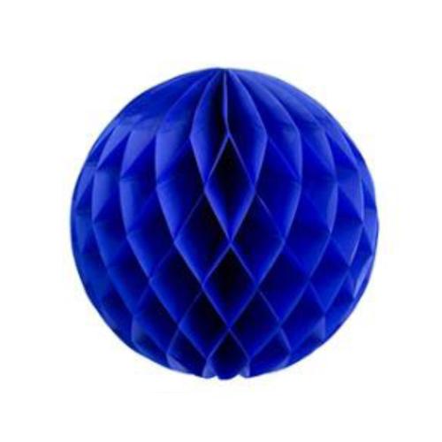 כדור כוורת כחול עם פרנזים בצבע כחול, סוכה, סוכות, כדור כוורת, קישוט לסוכה, קישוטים, קישוטים לסוכה, סוכות