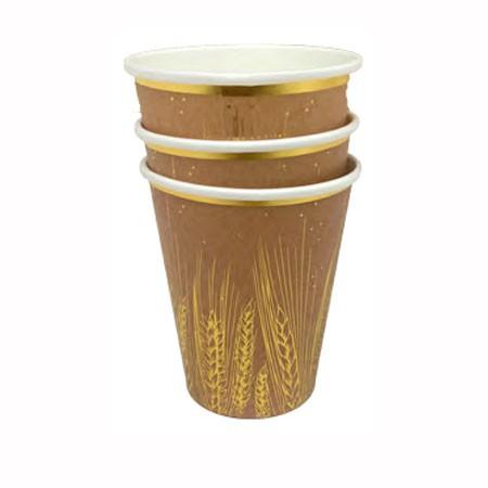 10 כוסות נייר לשבועות