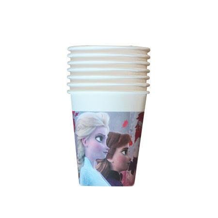 כוסות פרוזן 2, בוס פרוזן, כוסות פרוזן, כוס, כוסות, כוס נייר, כוסות נייר, כוס פרוזן 2, פרוזן, Frozen, Frosen 2, יום הולדת, יום הולדת פרוזן, יום הולדת פרוזן 2