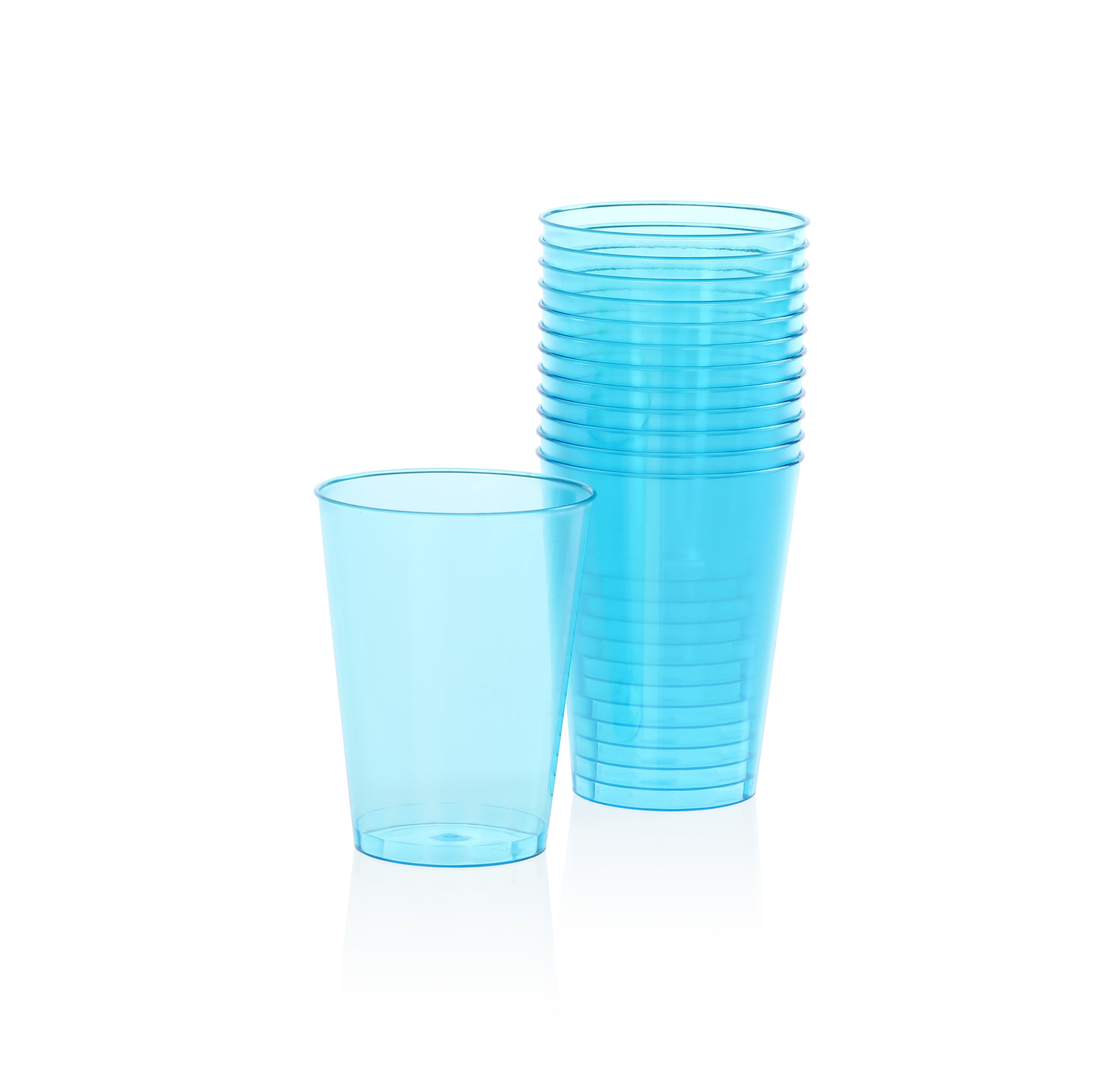 כוס קריסטל קשיחה במיוחד - תכלת