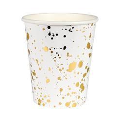 כוסות הטזות זהב - Meri Meri