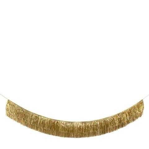 גרלינדת פרנזים זהב - Meri Meri