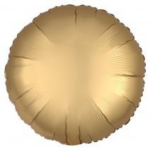 בלון אלומיניום עיגול זהב