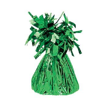 משקולת ירוקה לבלונים