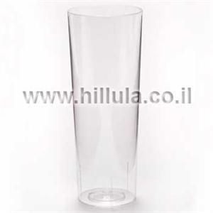 כוס לונג שוט חלבית
