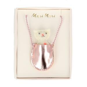 שרשרת חתול בכיס - meri meri
