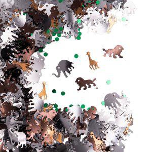 קונפטי חיות הג'ונגל