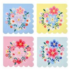 מפיות פרחים גדולות Meri Meri
