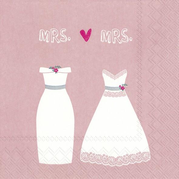 ,חתן וכלה, חתונה, מסיבת רווקות, רווקות, מפיות, מפית, סידור שולחן, חגיגה, מסיבת חתונה, כלה וכלה
