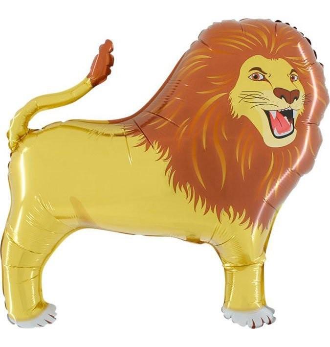 בלון אריה, בלון, אריה, אריות, הליום, בלונים, בלון