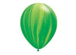 בלון שיש ירוק