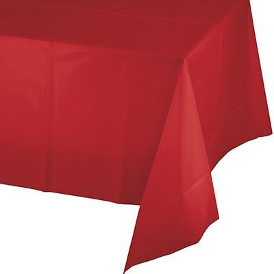 מפת ניילון אדום