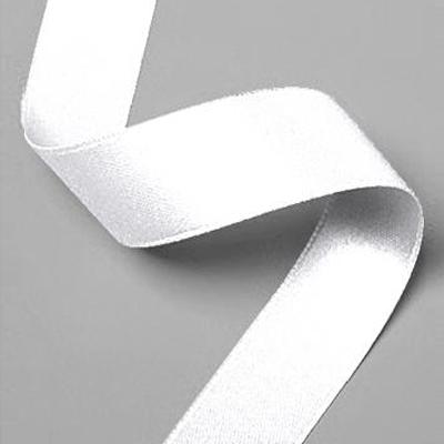 """גליל סרט סאטן לבן עובי 1.5 ס""""מ"""