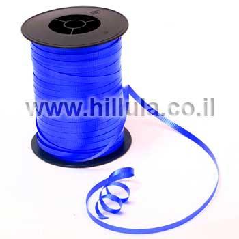 סרט בלונים כחול