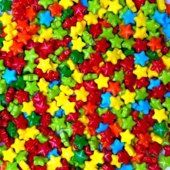 סוכריות כוכבים