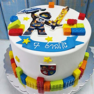 עוגת לגו
