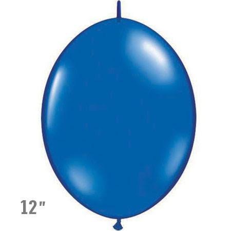 בלוני שרשרת בצבע כחול