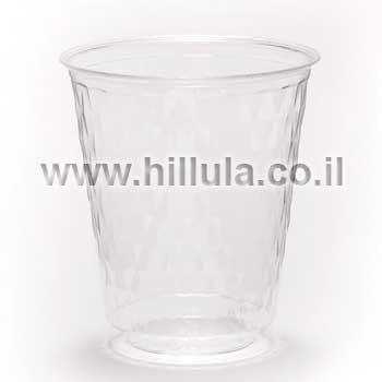 כוס שקופה יהלום