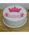 עוגת יום הולדת נסיכות