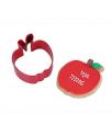 חותכן תפוח אדום לראש השנה